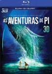 AS AVENTURAS DE PI 3D (BLU-RAY)
