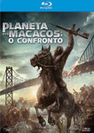 PLANETA DOS MACACOS-O CONFRONTO (BLU-RAY)