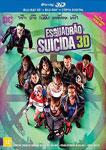 ESQUADRAO SUICIDA 3D (BLU-RAY)
