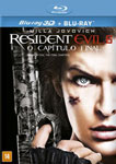 RESIDENT EVIL 6-O CAPITULO FINAL 3D (BLU-RAY)
