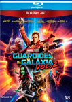 GUARDIOES DA GALAXIA VOL.2 3D (BLU-RAY)