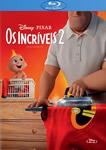 OS INCRIVEIS 2 (BLU-RAY)