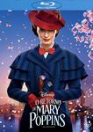 O RETORNO DE MARY POPPINS (BLU-RAY)